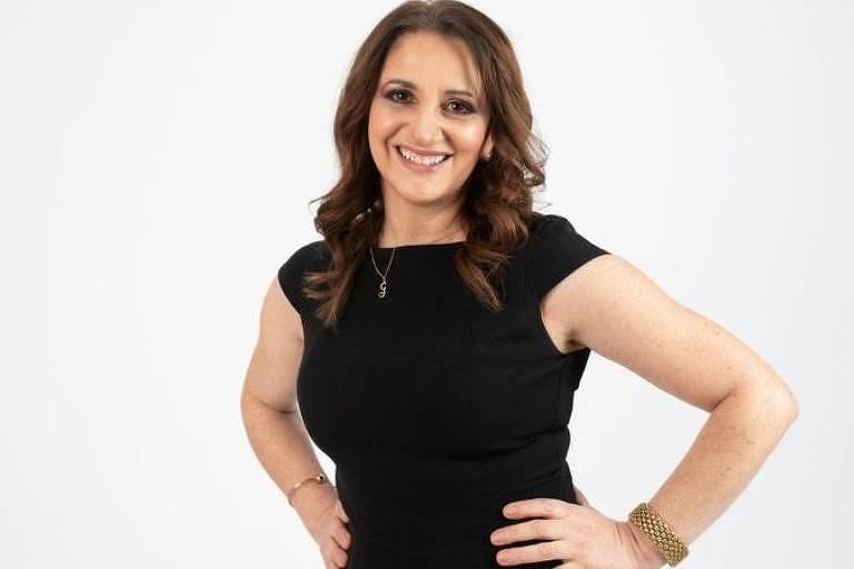 Gina Vangeli acredita que seu otimismo é um ativo, sobretudo em tempos difíceis