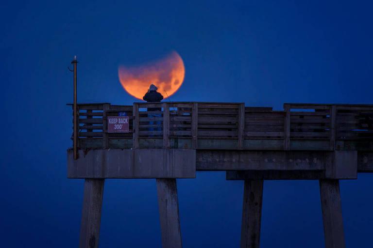 Semana terá segundo eclipse do ano