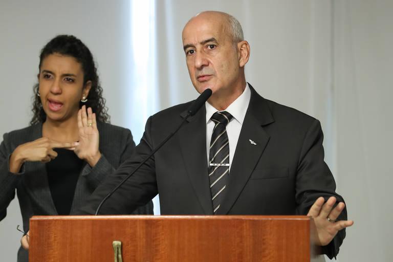 Este é Luiz Eduardo Ramos, ministro de Bolsonaro