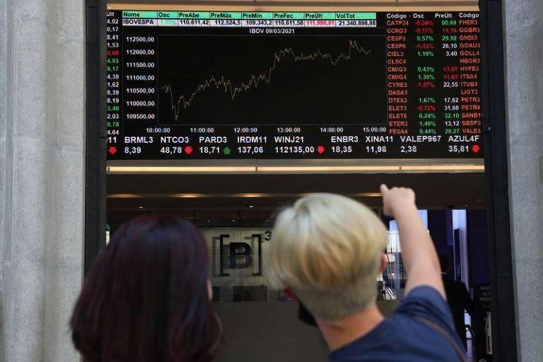 Com baixa na Bolsa, fique atento a cotação para comprar boas ações