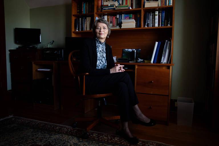 Jane Tewksbury, ex-procuradora pública e ex-comissária do departamento de serviços a jovens do estado de Massachusetts