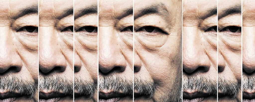 Montagem Ai Weiwei