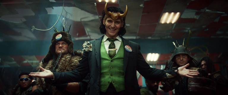Imagens da série Loki  (1ª temporada)