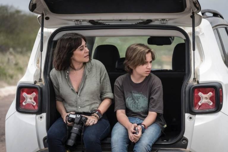 Alessandra Negrini embarca na estrada em direção ao Nordeste em 'Acqua Movie'