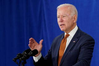 FILE PHOTO: U.S. President Biden comments on the May jobs report prior to departing Rehoboth Beach, Delaware