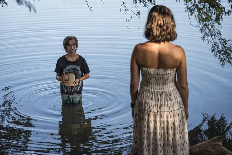 Confira cenas do filme 'Acqua Movie'