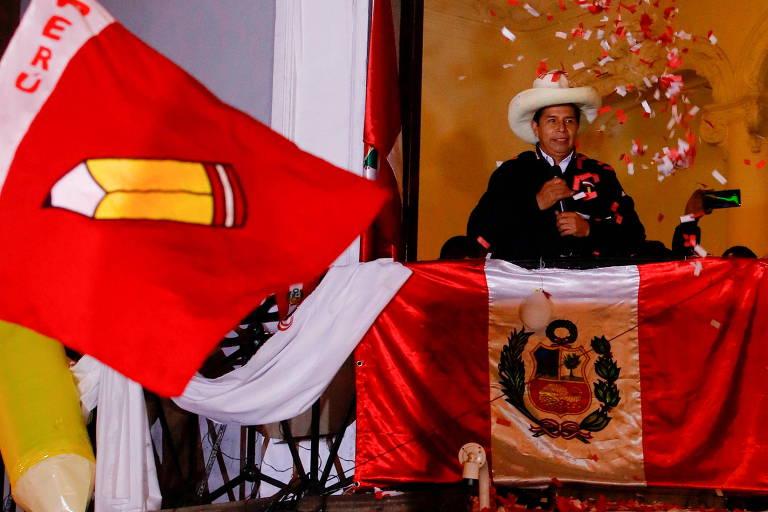 Castillo se declara vencedor, e Keiko buscará judicializar eleição no Peru