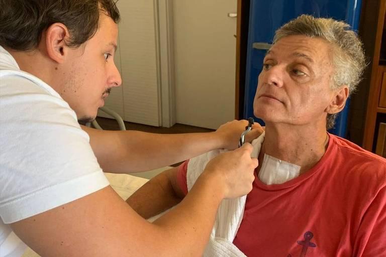 Renan revive sonho olímpico após se ver morto e achar que nunca sairia da cama