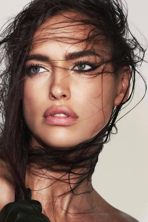 Imagens da modelo Irina Shayk