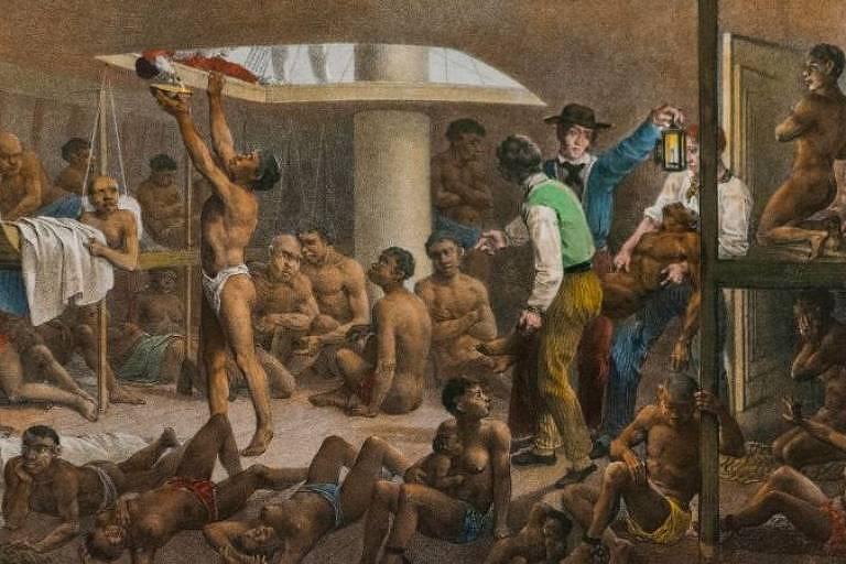A presença de negros no Cone Sul é um fenômeno que pode ser traçado desde os tempos da conquista, no século 16, quando já havia registros da presença de afrodescendentes que chegaram como escravos