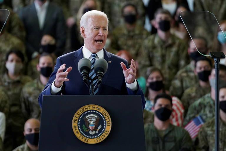 Pressionado, Biden quer virar o jogo da geopolítica da vacina