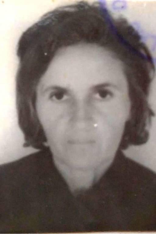 Maria de Sousa Neta, vítima de raiva humana