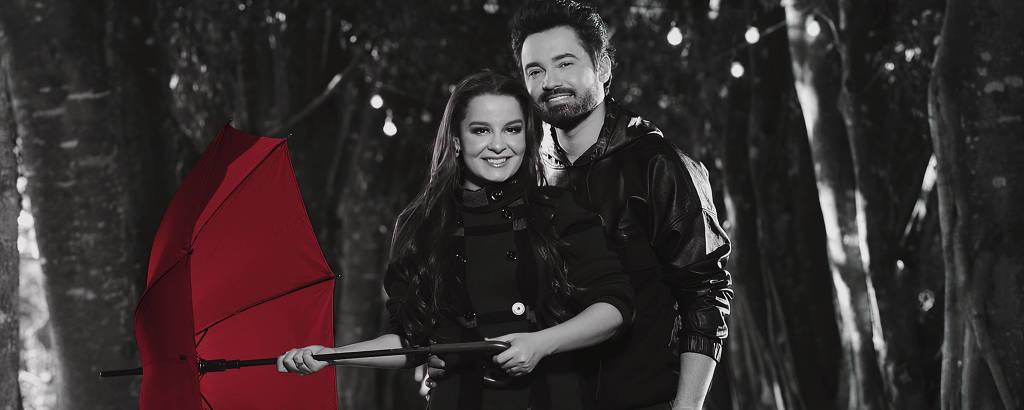 O casal Maiara e Fernando Zor farão live do Dia dos Namorados