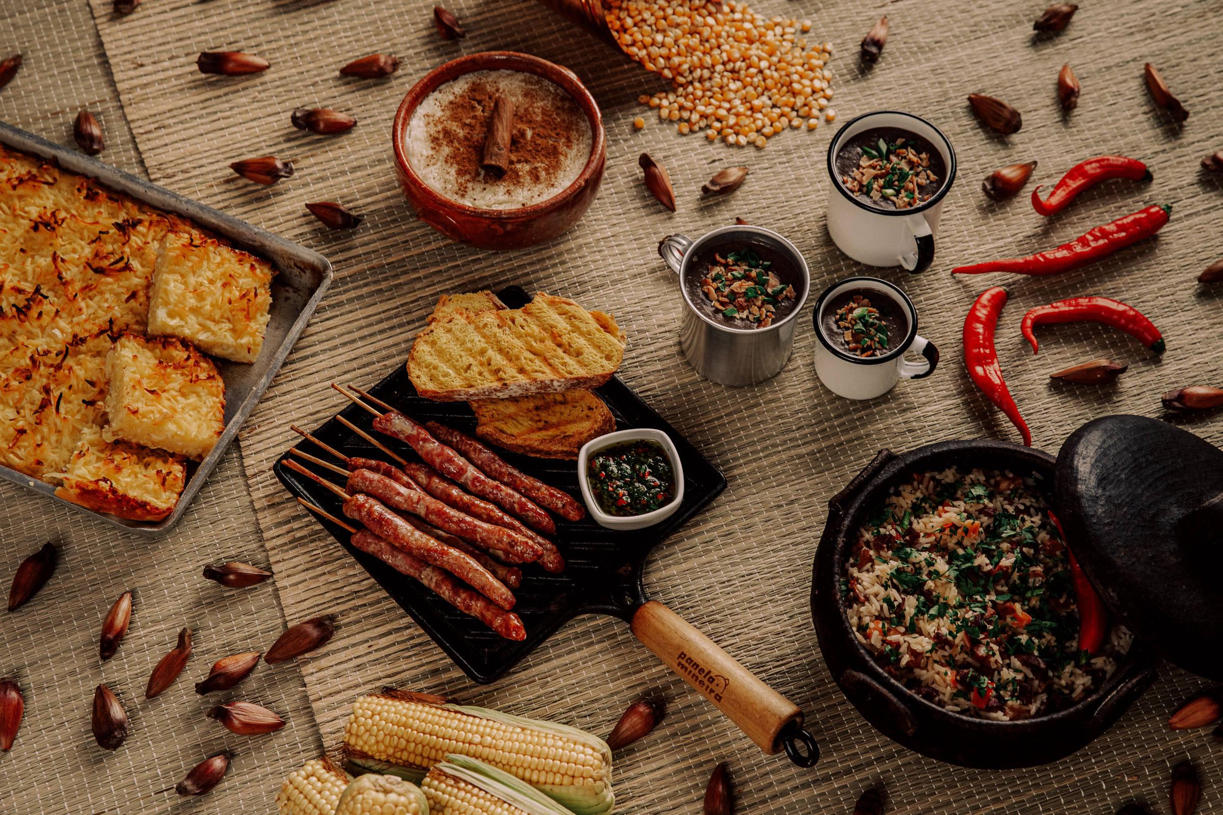 Festas juninas: aprenda cinco receitas típicas para fazer quermesse em casa