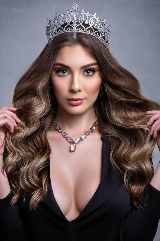 Miss Costa Branca, Adriana Yanca