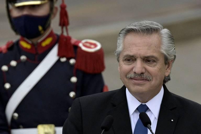 Frase de Fernández retoma um dos mitos fundantes da argentinidade
