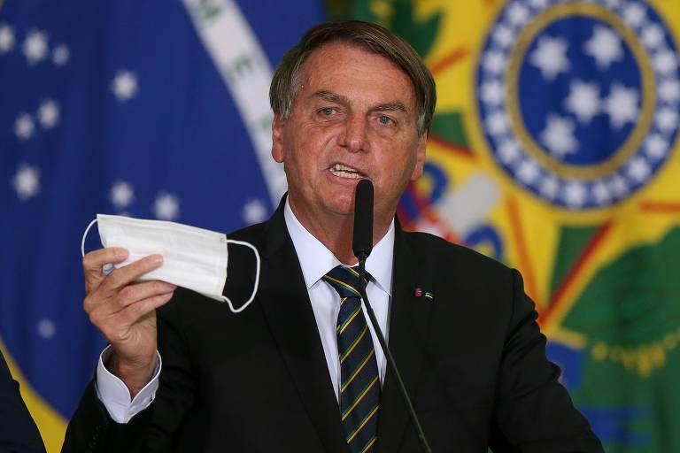 A CPI da Covid tem competência para investigar o presidente Jair Bolsonaro? SIM