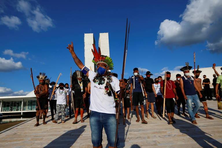 Entenda julgamento no Supremo sobre demarcação de terras indígenas - 10/06/2021 - Poder - Folha