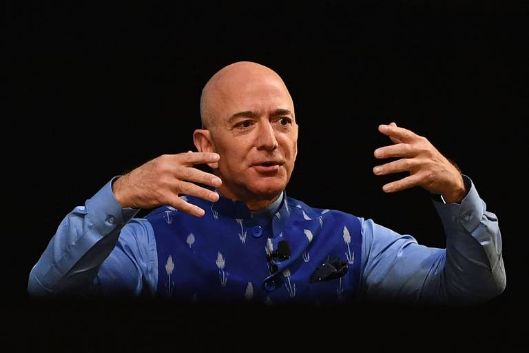 Livro expõe obsessões e polêmicas de Bezos da Amazon ao espaço