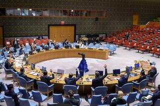 UN-SECURITY COUNCIL-SUDAN-UN MISSION-MANDATE-EXTENSION