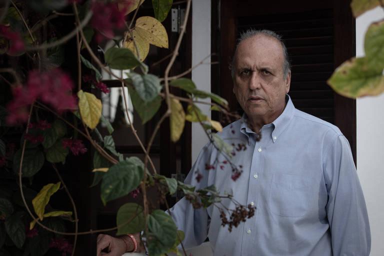 Fiquei com muito medo de morrer sem me defender, diz Pezão sobre vida após Covid