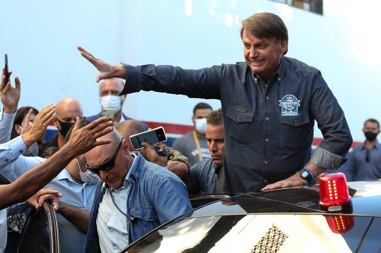 Bolsonaro ataca CPI, diz não ter culpa de nada e ignora ter atuado contra ações de combate à pandemia