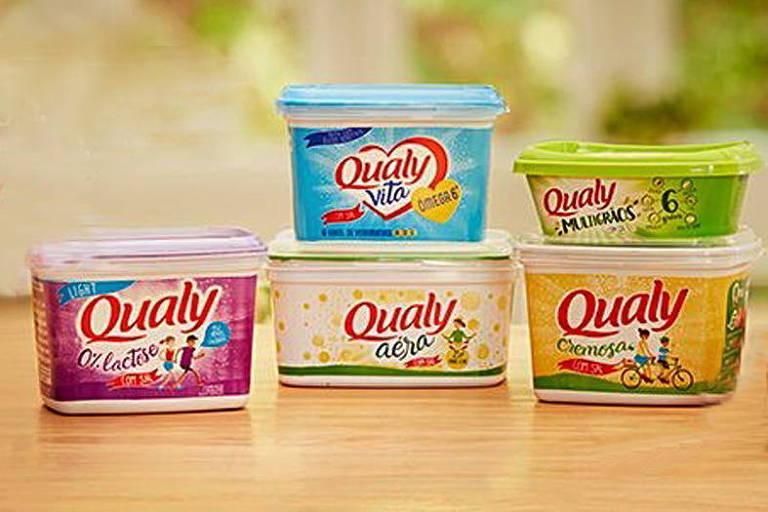 Dona da margarina Qualy acusa Seara de copiar embalagem