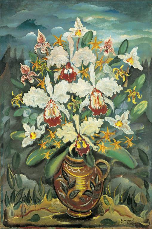 Pinturas de Alberto da Veiga Guignard