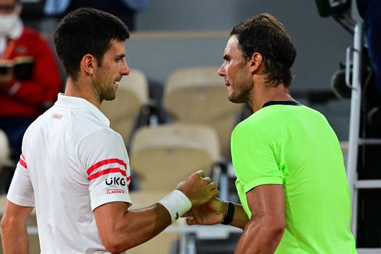 Roland Garros 2021 em imagens