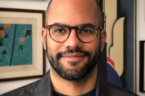 Retrato de Kauê Lopes dos Santos, autor de 'Ouro por Lixo'