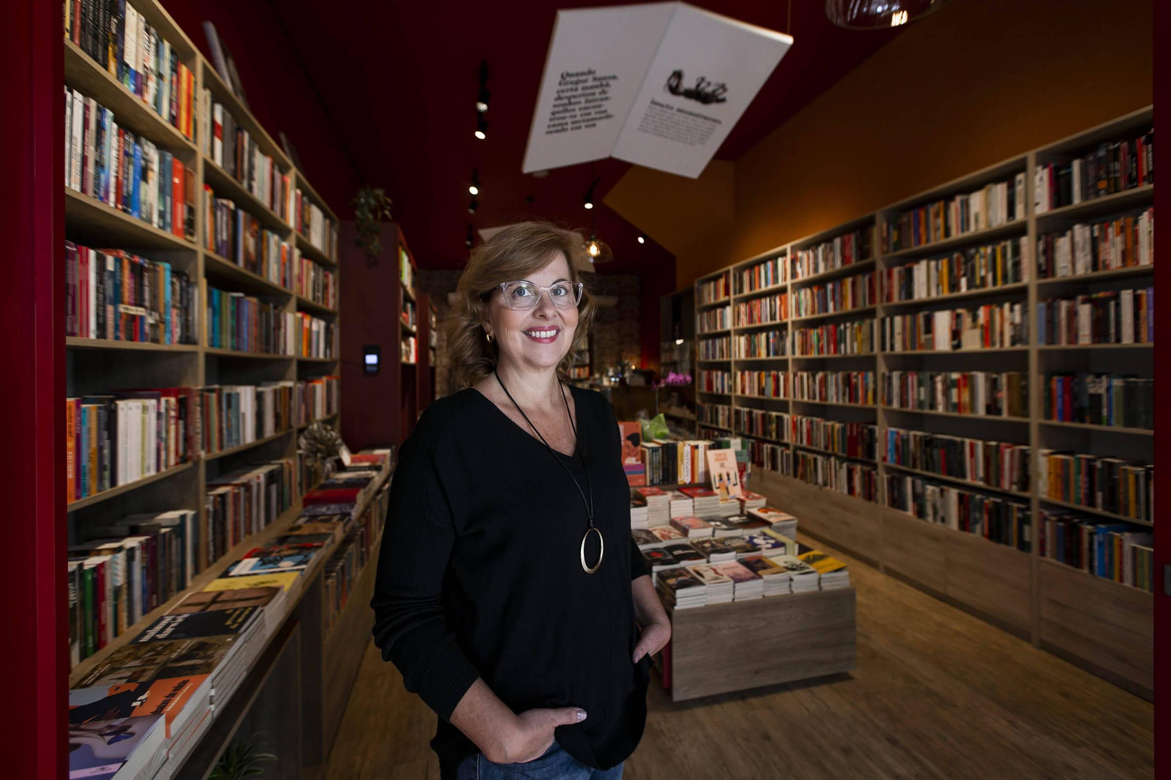 Livrarias investem em influenciadores e cursos online para brigar com gigantes