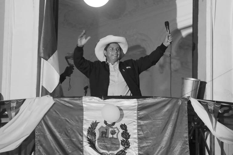 Polarização peruana