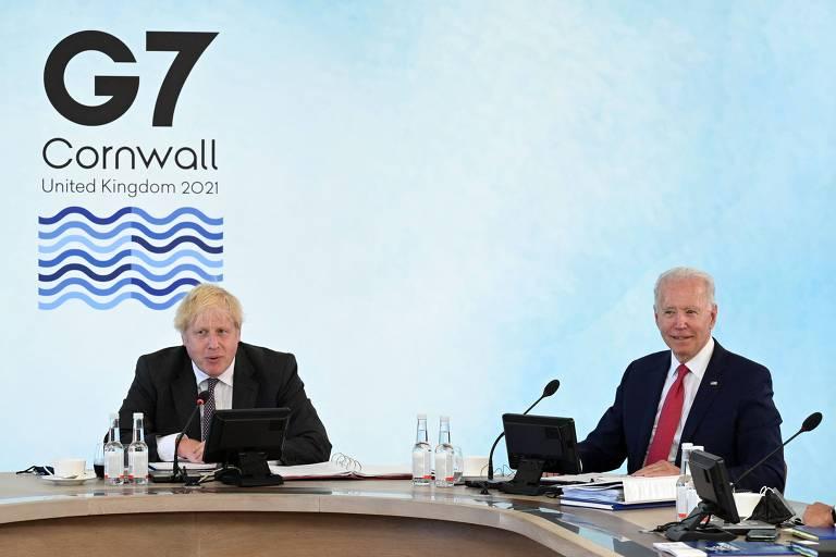 G7 aprova investimentos globais para se contrapor à China