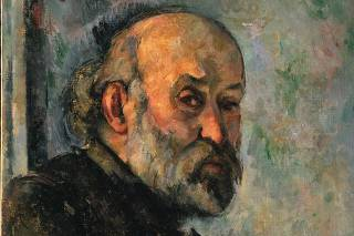 CEZANNE SELF PORTRAIT TO BE AUCTIONED BY CHRISTIES