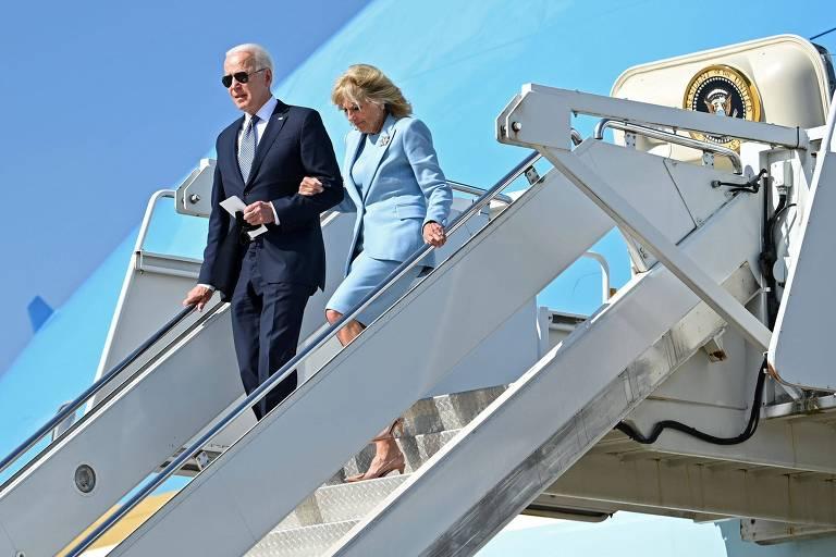 Às vésperas de encontro com Putin, Biden sugere que Rússia é mais fraca do que parece