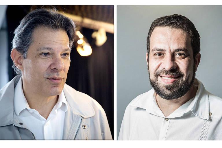 Campanhas de Haddad e Boulos avançam em SP e lançam temor sobre busca de unidade da esquerda
