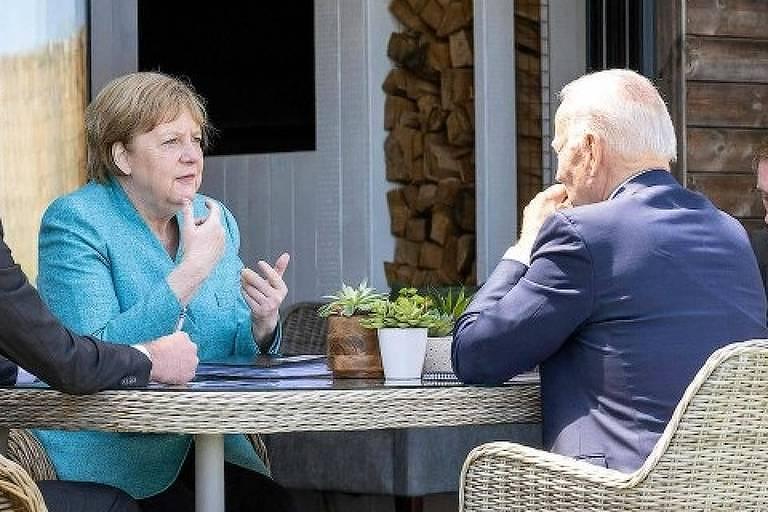 G7 'racha' e se limita a criar um 'grupo de trabalho' sobre China