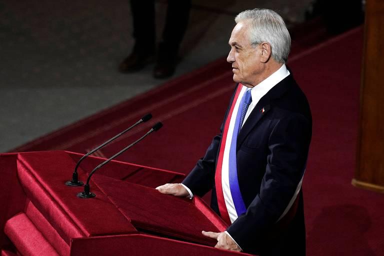 Eleições regionais impõem derrota à direita de Piñera no Chile