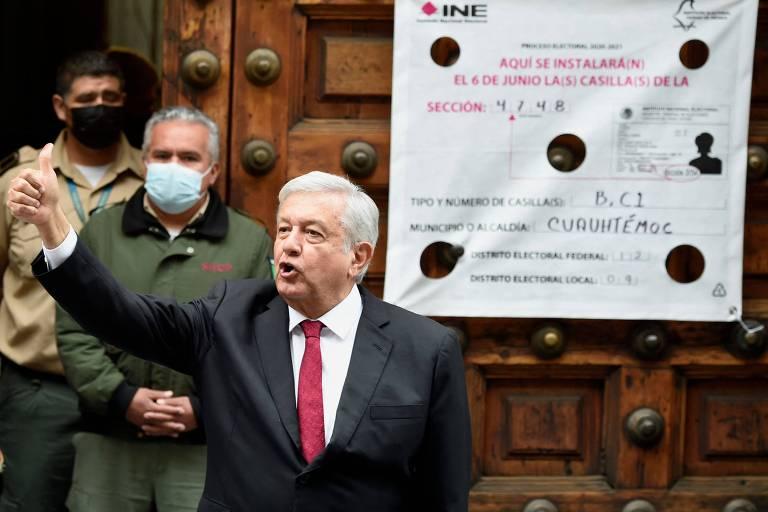 Desde a vitória de AMLO, a sociedade mexicana tem se tornado cada vez mais polarizada