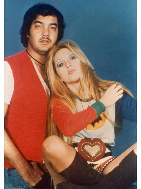 Erasmo Carlos e Wanderléa