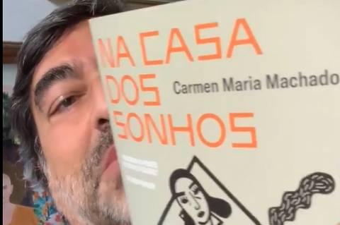 Coluna em vídeo de Zeca Camargo