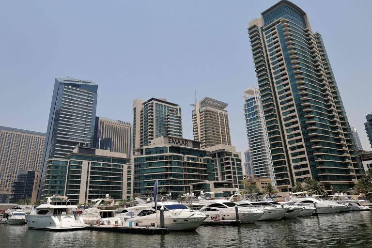 Mercado de iates em Dubai ganha força