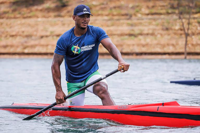 Após três medalhas no Rio, Isaquias Queiroz quer o ouro