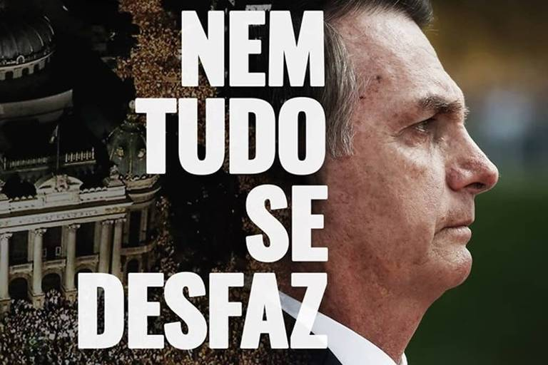 Steve Bannon quer exibir nos EUA filme sobre eleição de Bolsonaro e direita brasileira