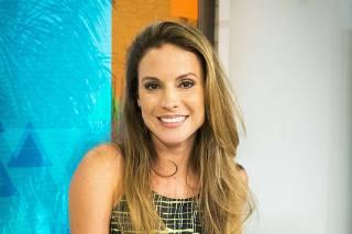 Ma�ra Charken, nova apresentadora do 'V�deo Show'