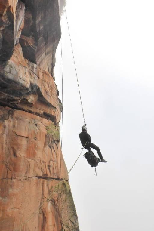 Veja fotos da expedição ao Auyantepui, na Venezuela