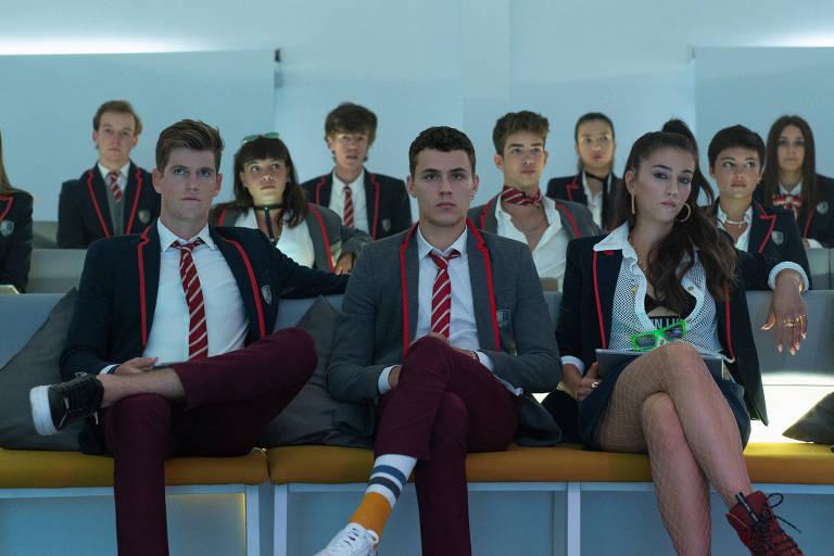 Veja imagens da quarta temporada de 'Elite', que estreia nesta sexta