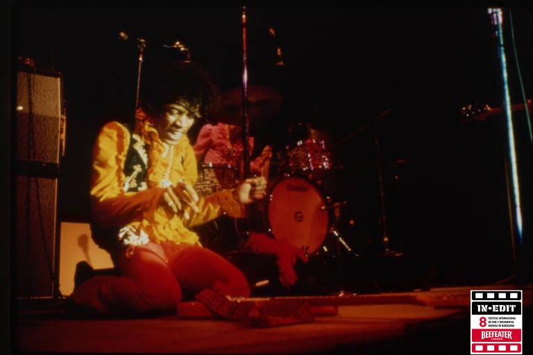 Janis Joplin e Jimi Hendrix novinhos estrelam filme que guia festival online; saiba como assistir
