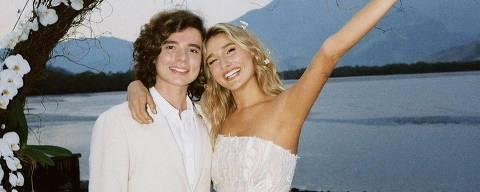 Casamento de Sasha Meneghel e João Figueiredo