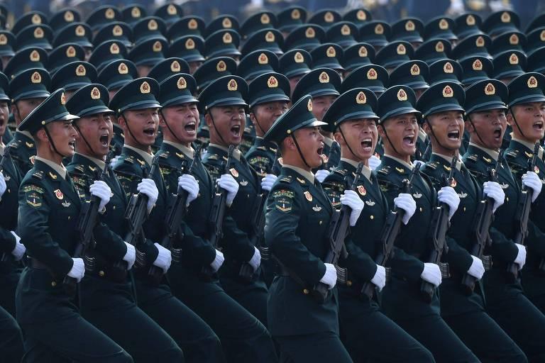 China diz que Otan exagera ameaça para alimentar disputa geopolítica